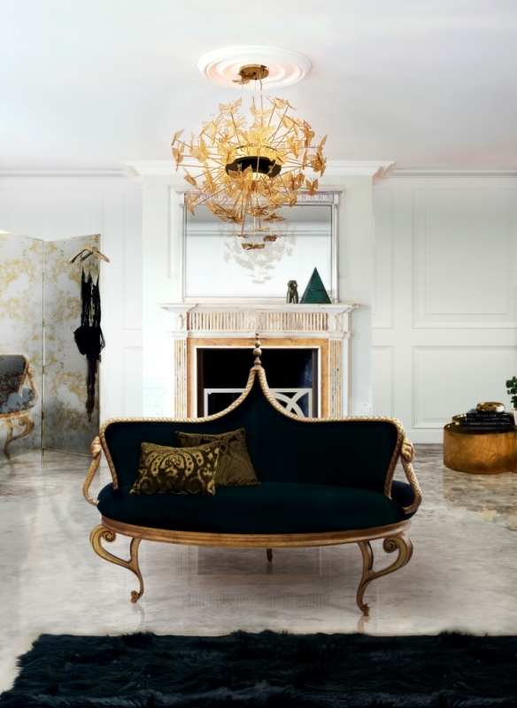 Luxury living rooms that make you dream