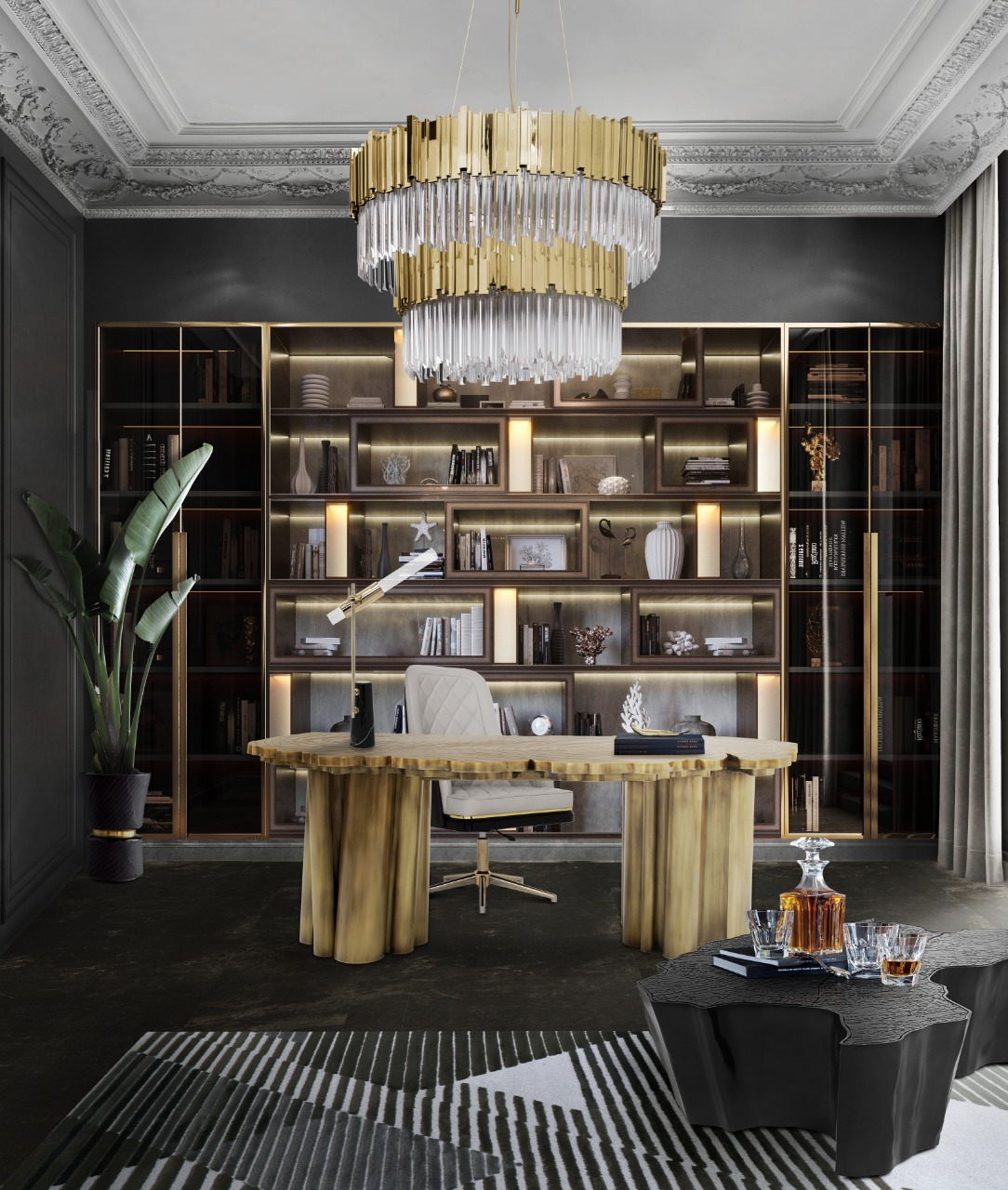 EXCLUSIVE-AND-CLASSY-OFFICE-ROOM1-LIGHTING-IDEAS