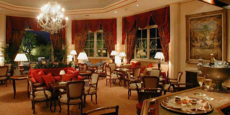 Luxury Furniture Hotel Portugal Lapa Palace