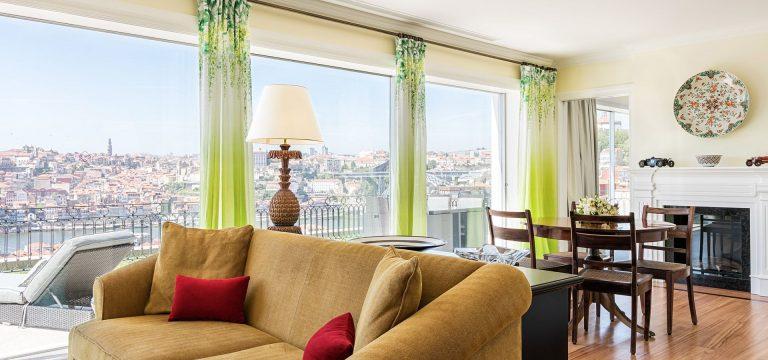 Luxury Furniture Hotel Portugal Yeatman Hotel
