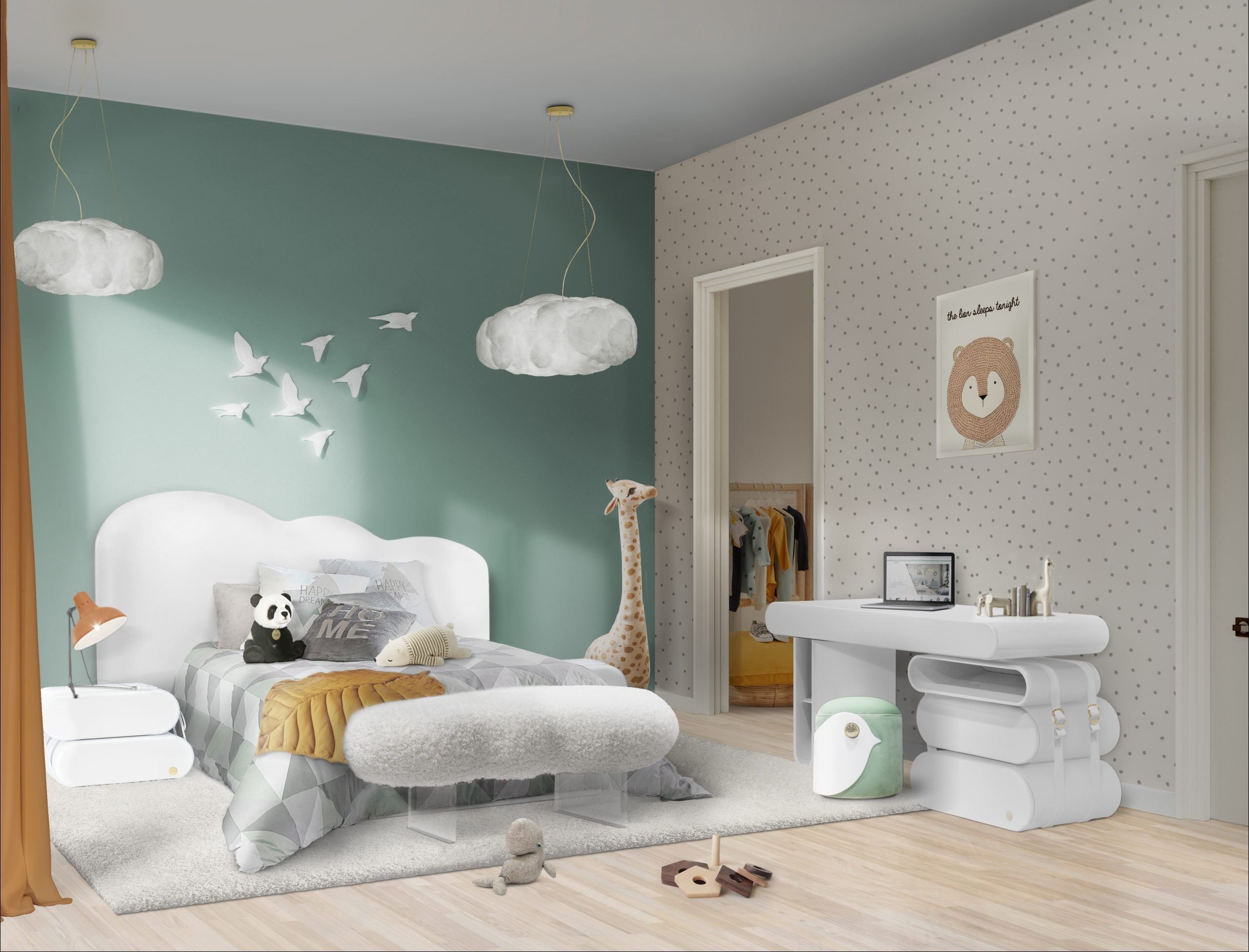 kids-bedroom-decor-cloud-collection-milk-white-circu-magical-furniture