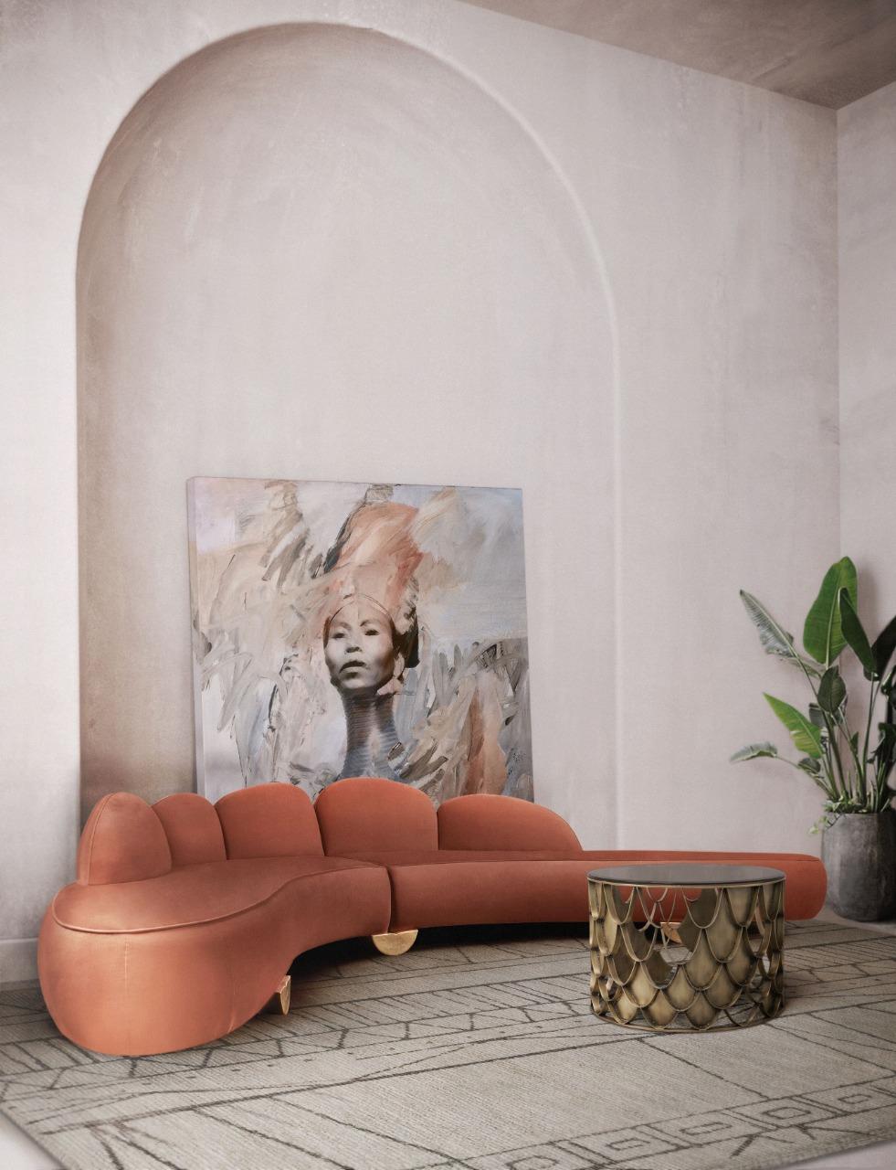 Luxury Furniture living room