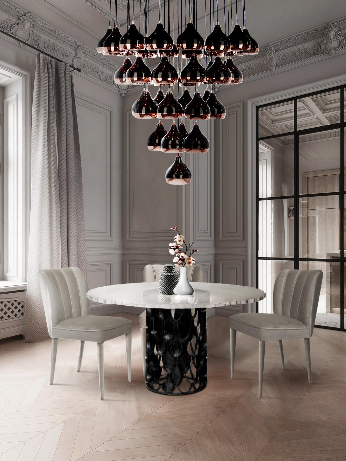 mid-century-dining-room-ideas-Insplosion-Brabbu-koi-dalyan-dining-hanna-chandelier