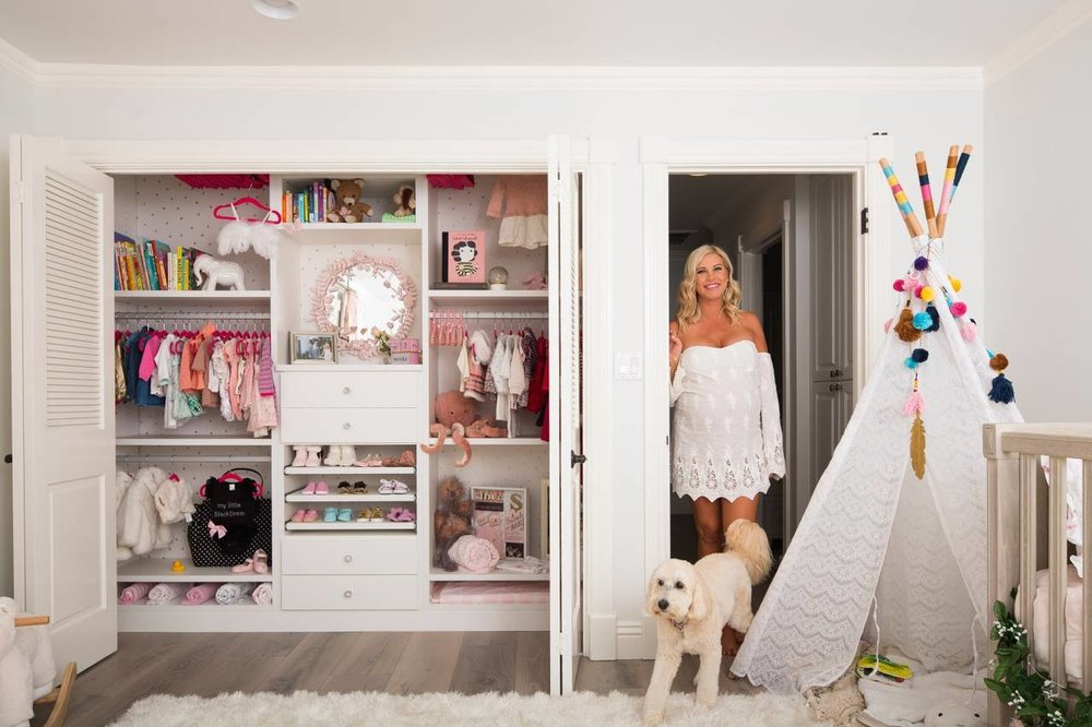 Stéfanie Termini-closet.kids-bedroom