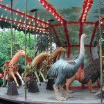 Dodo Manège Aux Jardin des Plants