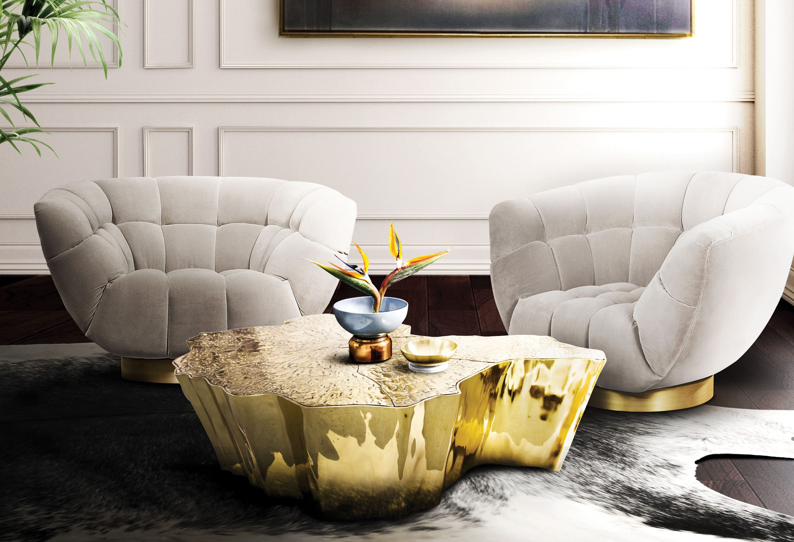 5 Ideas For Classic Living Rooms Insplosion