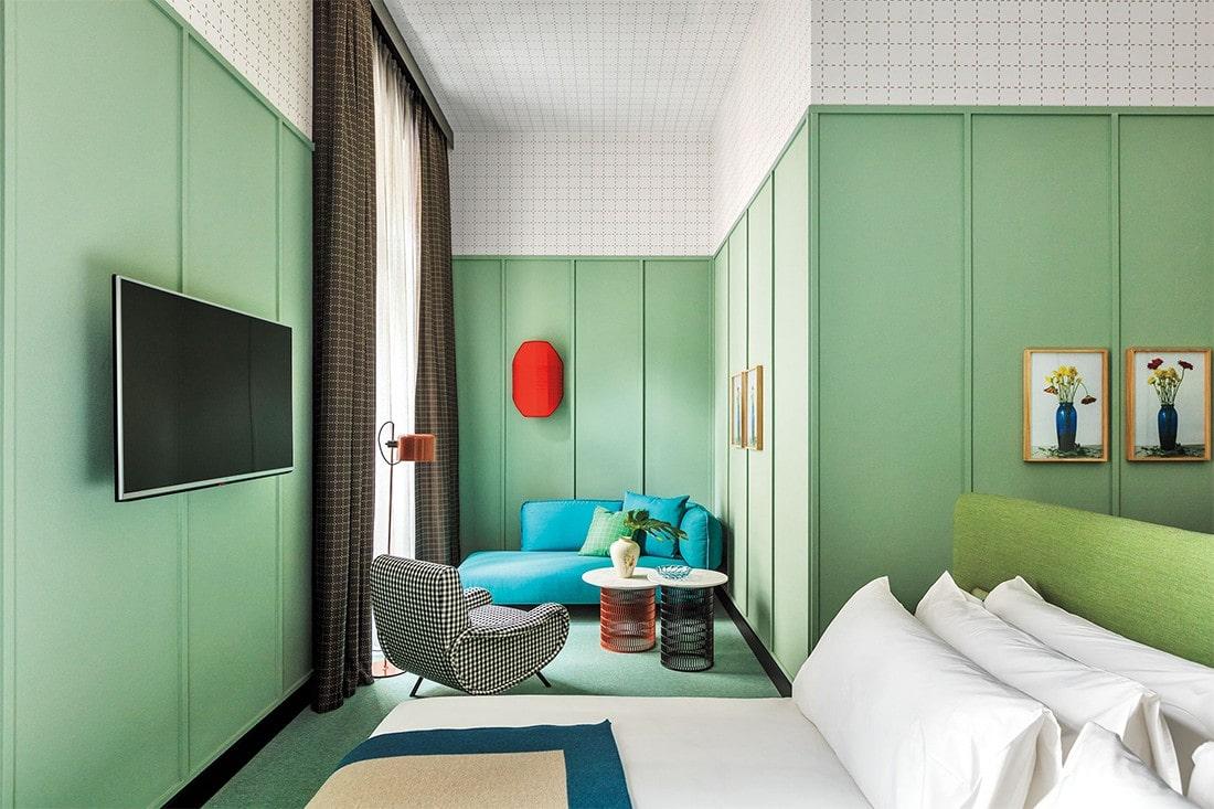 Room Mate Giulia by Patricia Urquiola