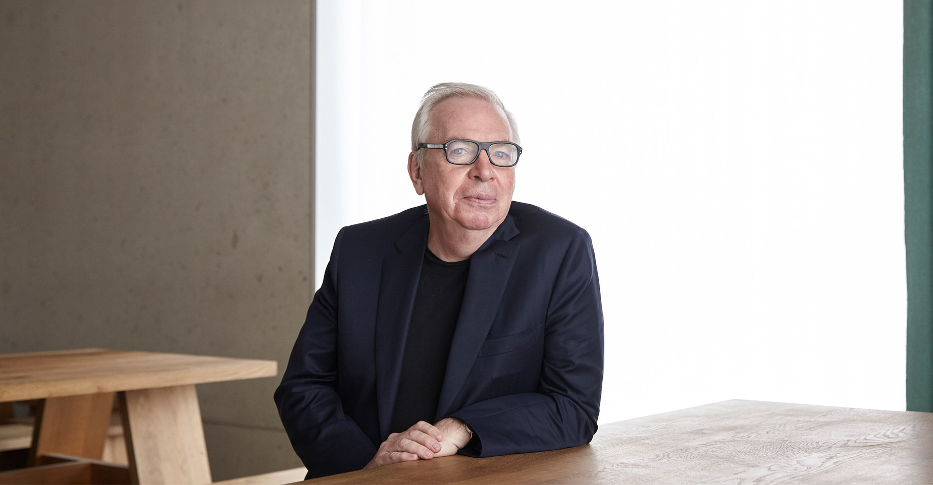 david chipperfield of everything you need to know about David Chipperfield