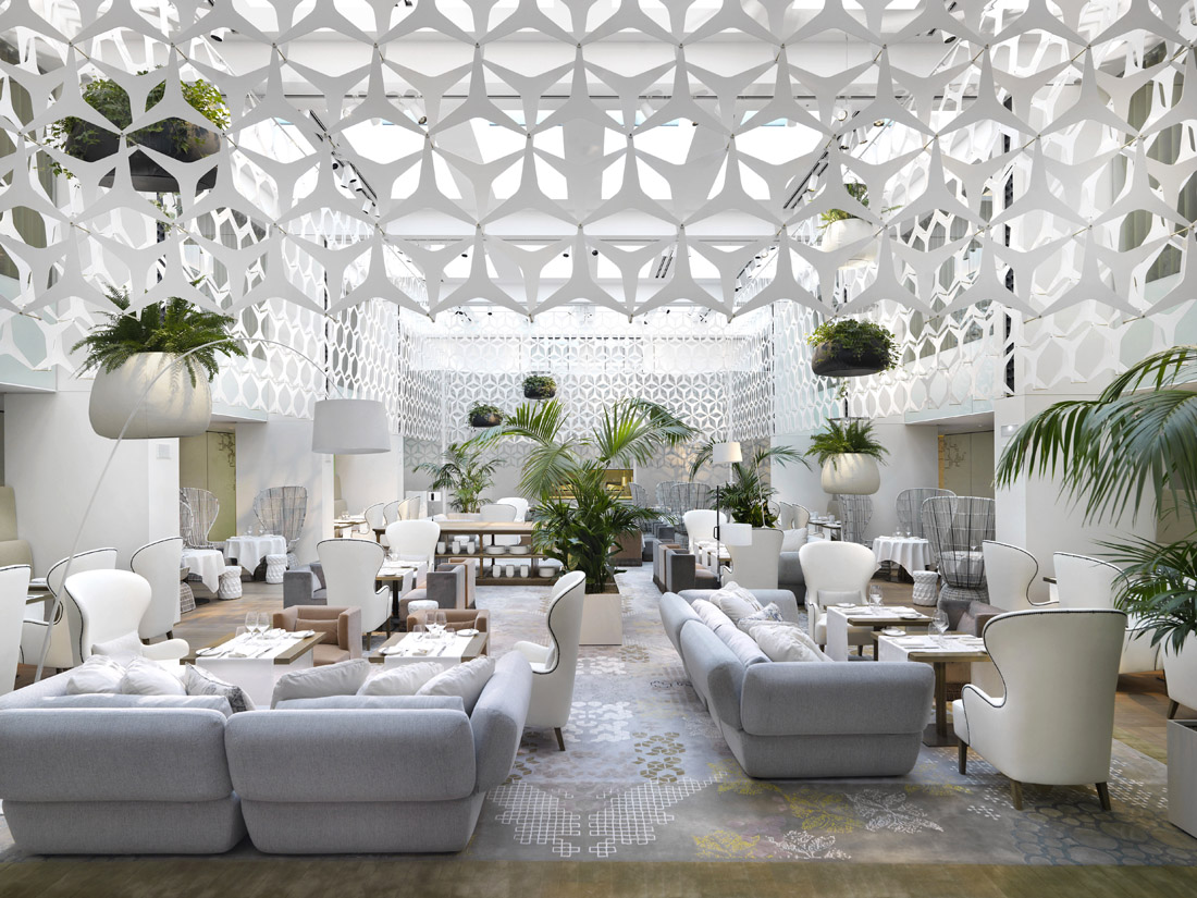 Patricia Urquiola mandarin hotel