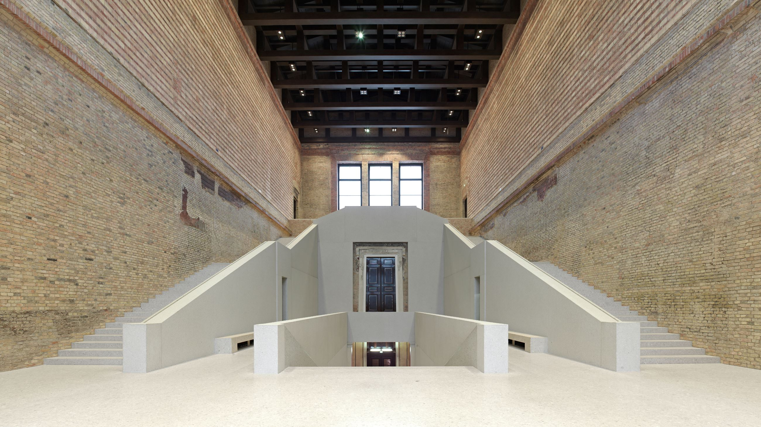 neues museum of everything you need to know about David Chipperfield