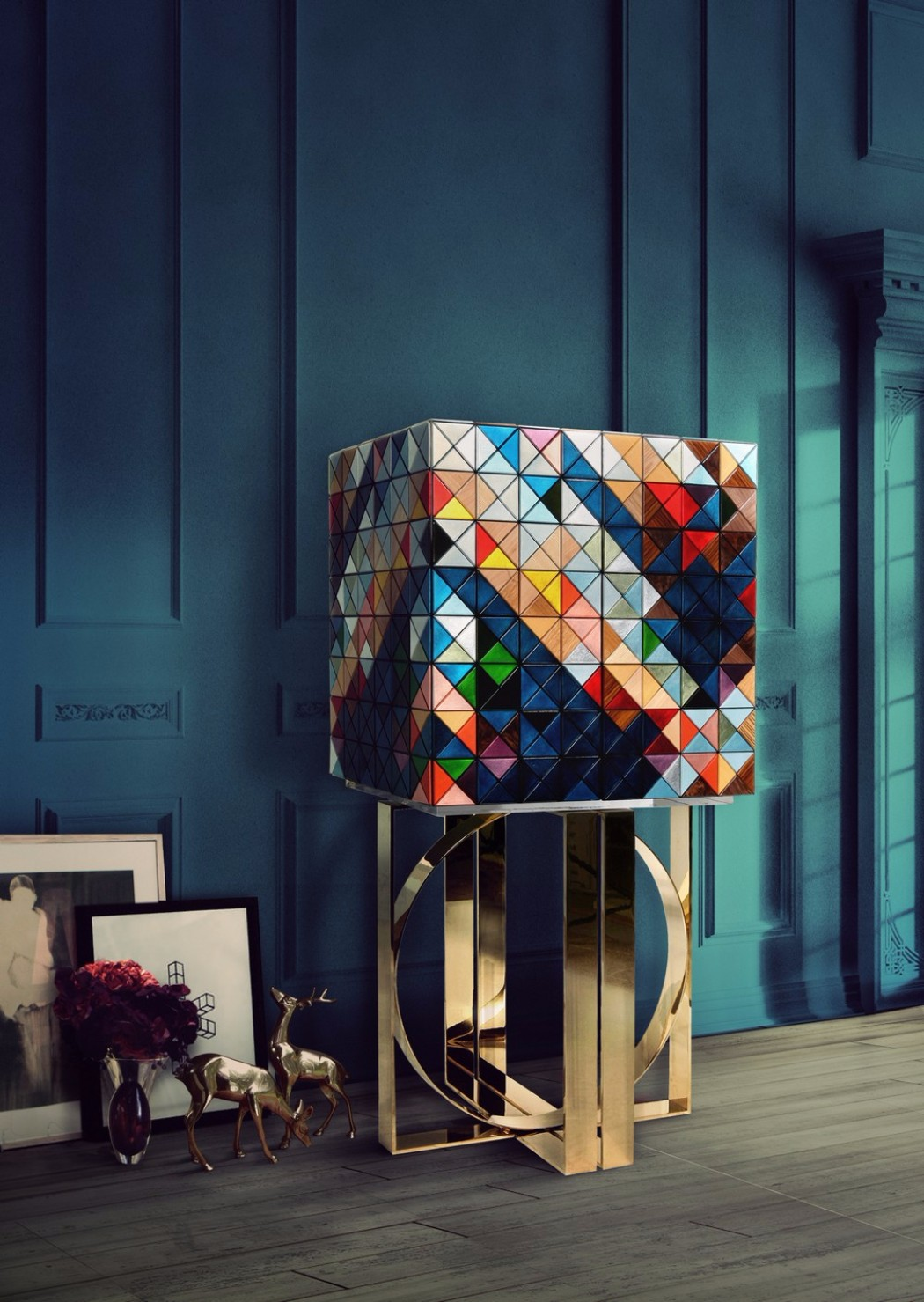 pixel cabinet of boca do lobo must have pieces