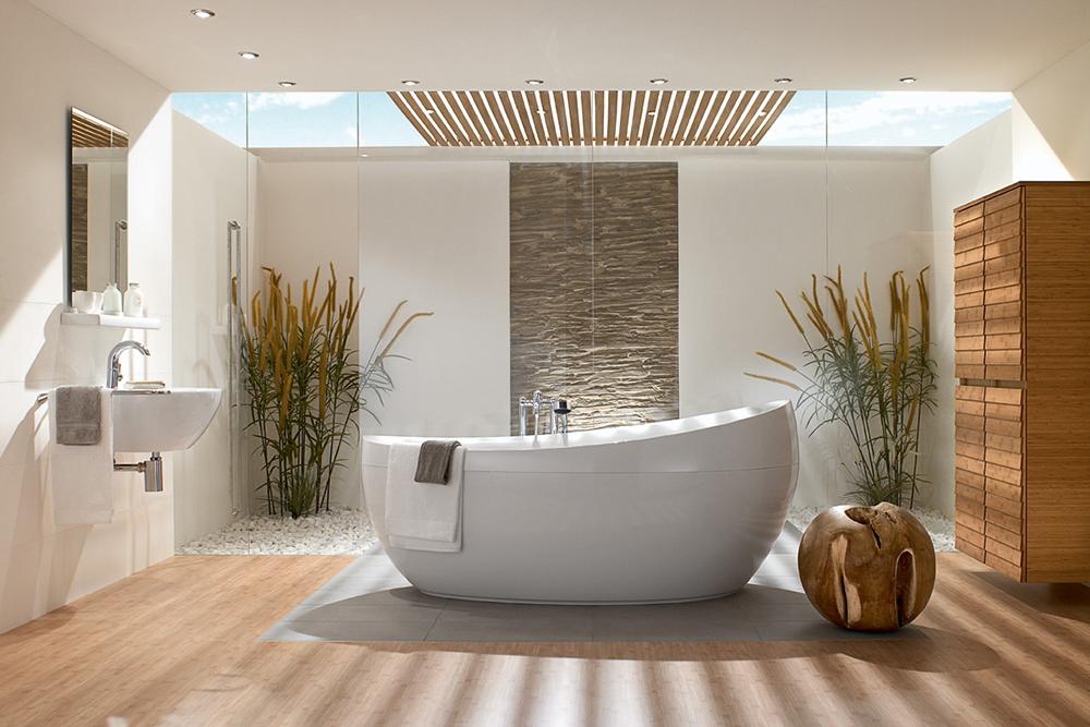 a spa like bathrrom of Best Modern Bathroom Inspirations