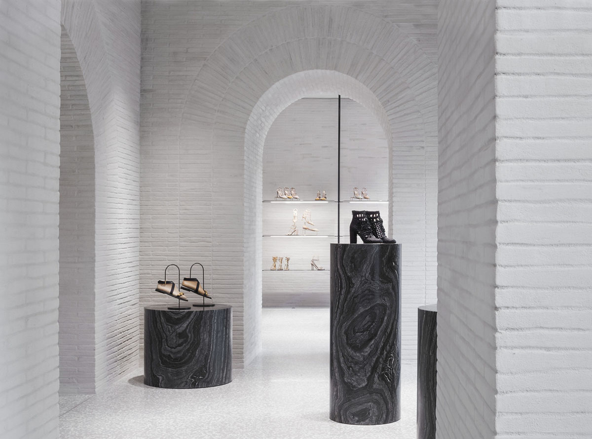 valentino store of everything you need to know about David Chipperfield