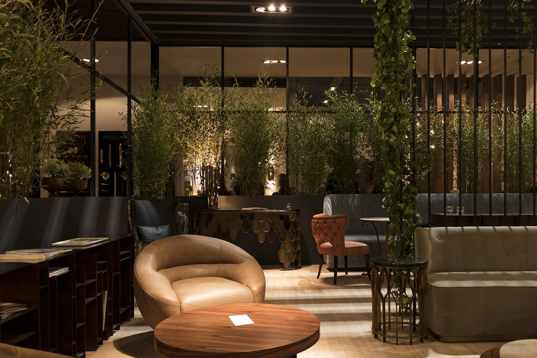 design island at ISaloni 2019