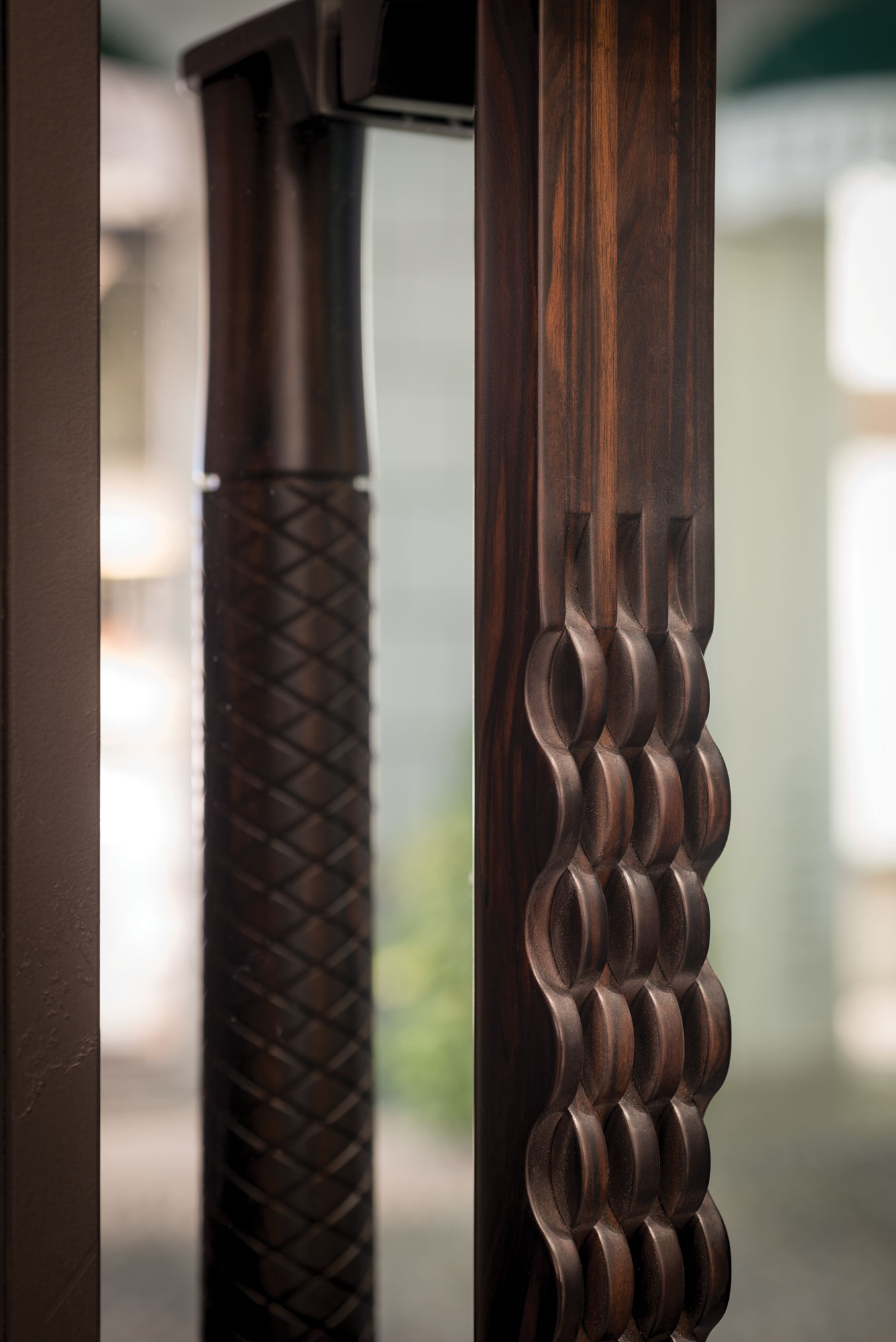 product details of Bottega Ghianda at Milan Design Week