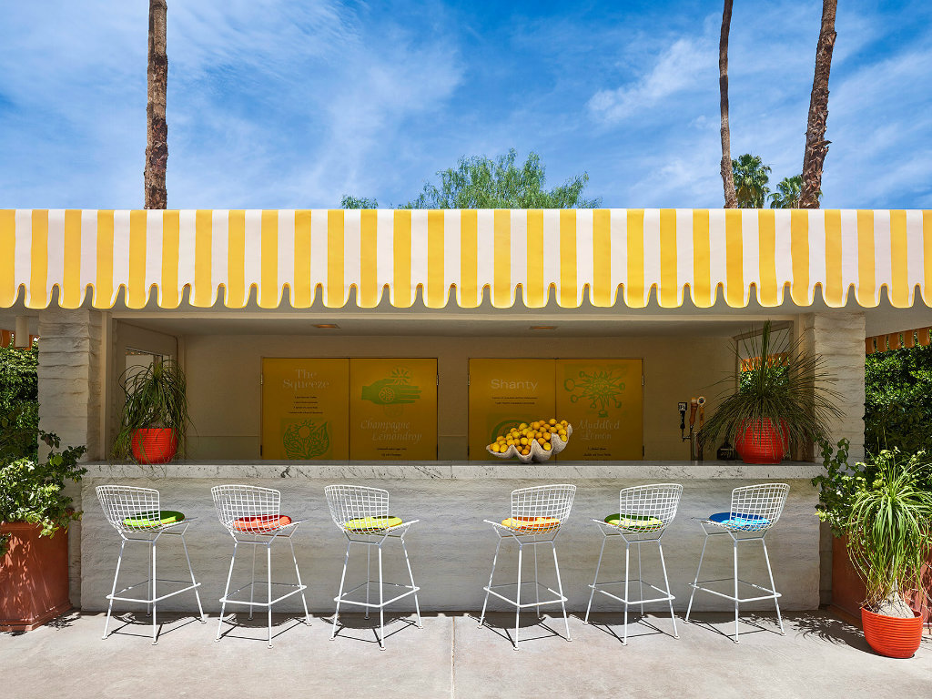 THE PARKER PALM SPRING HOTEL BY JONATHAN ADLER