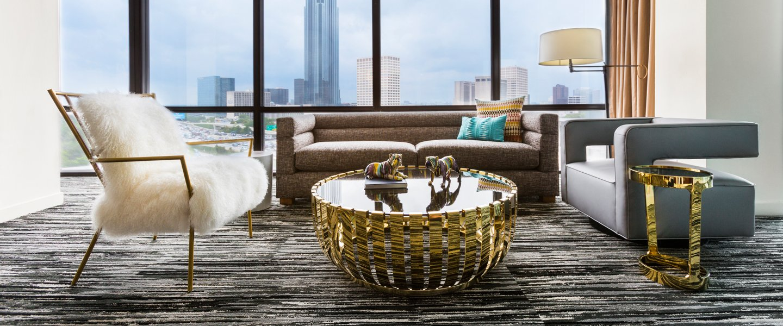 bold vision in Hotel design trends
