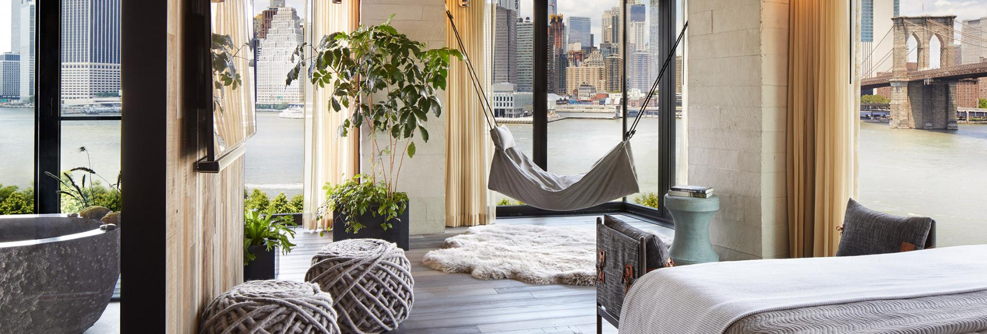 hotel brooklyn bridge in Hotel design ideas at home