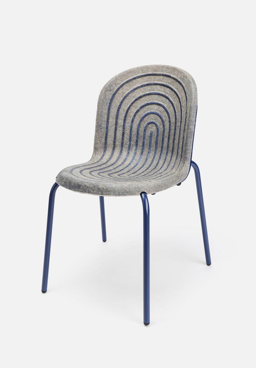 halo chair at Salone satellite 2019