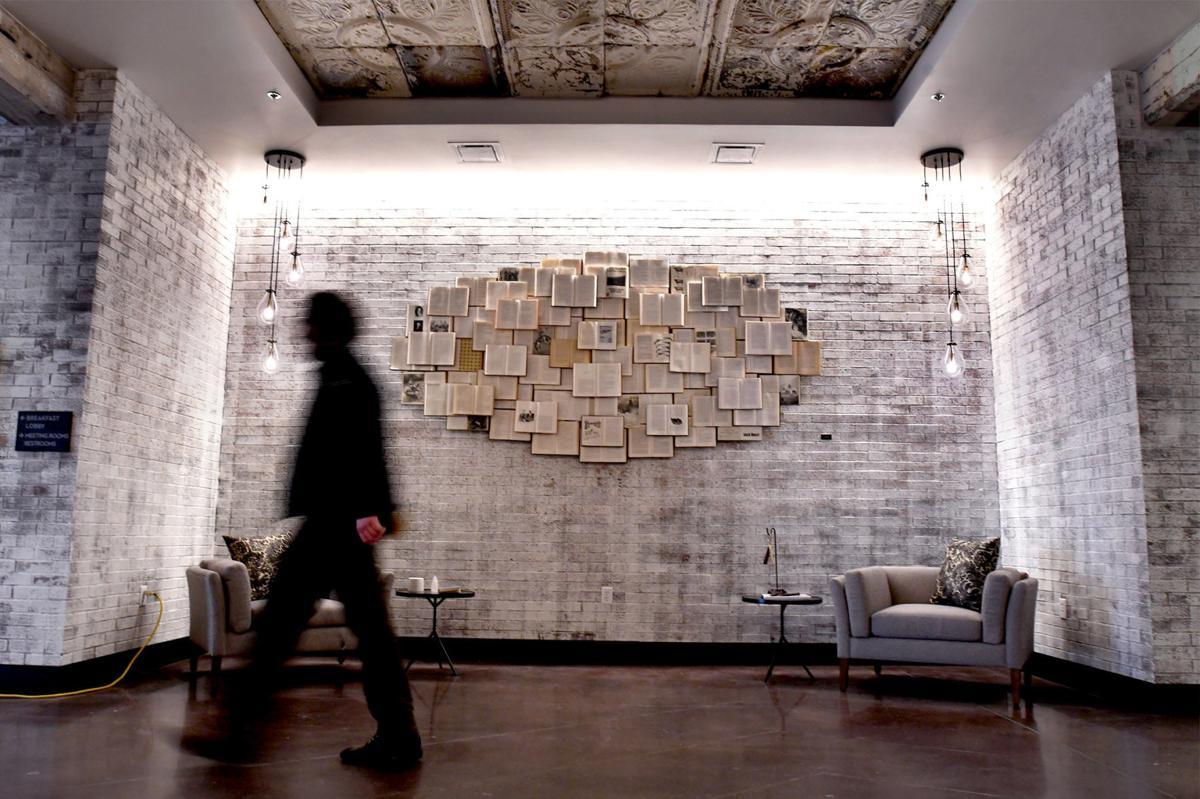local art in Hotel design trends