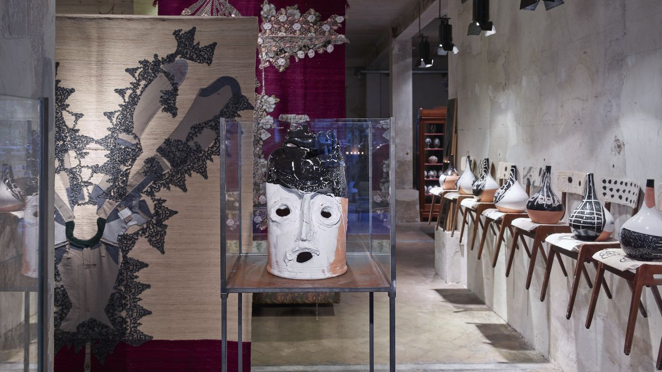 marras in Luxury Trends Spotted at iSaloni 2019