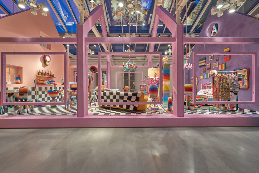 missoni home at Salone del Mobile 2019