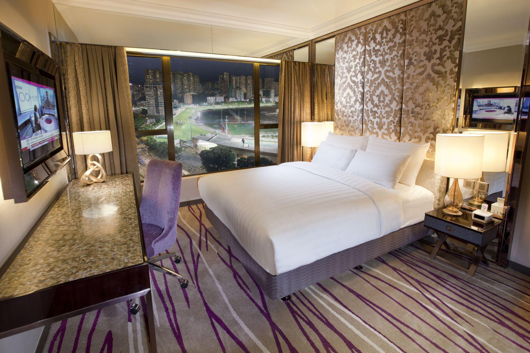smart room in Hotel design trends