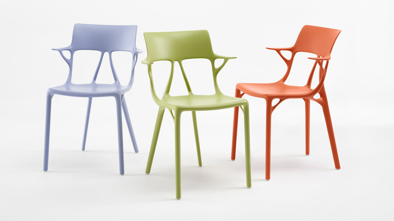 A.I. project by Philippe Starck and Kartell