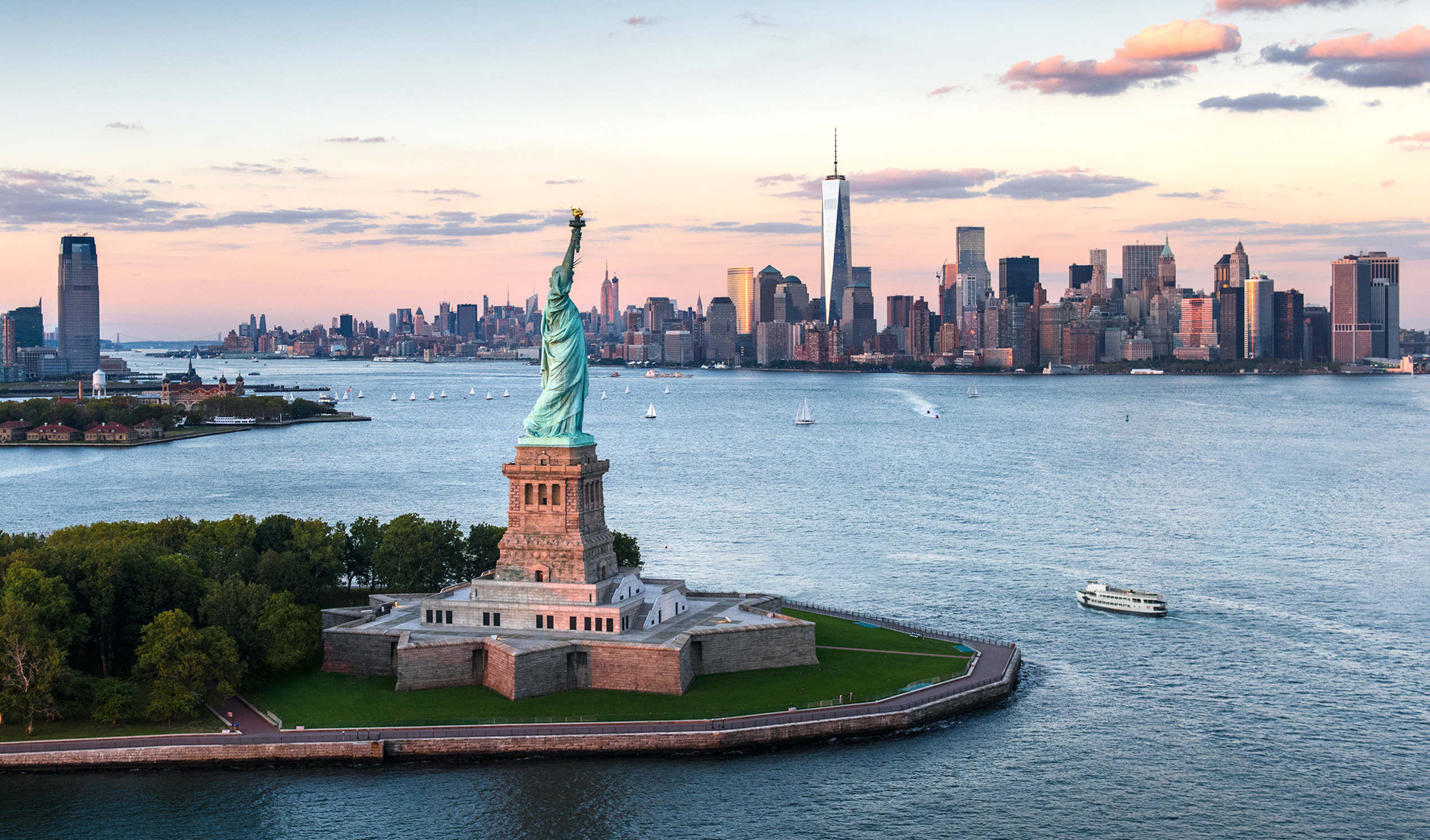 The Statue of LIberty's new museum