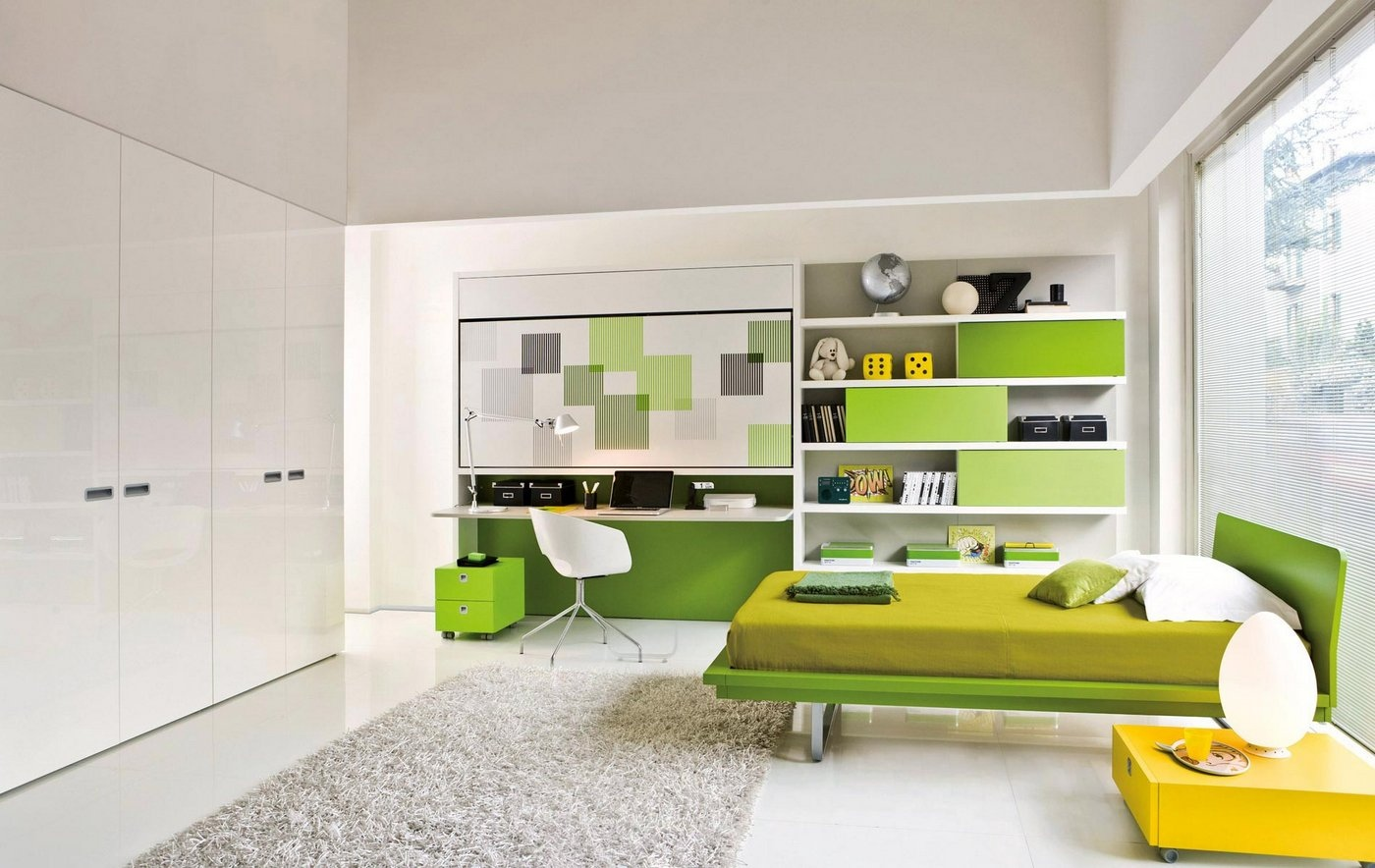 Top lime green decor inspirations