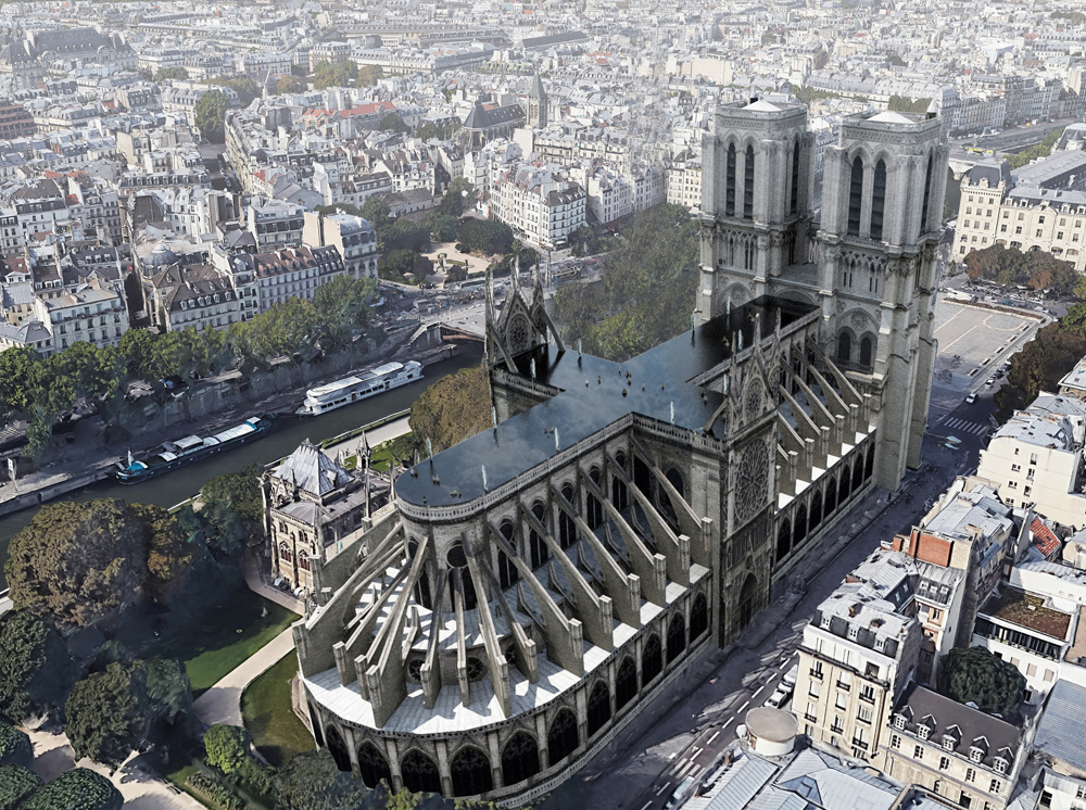 The 8 controversial Notre-Dame proposals