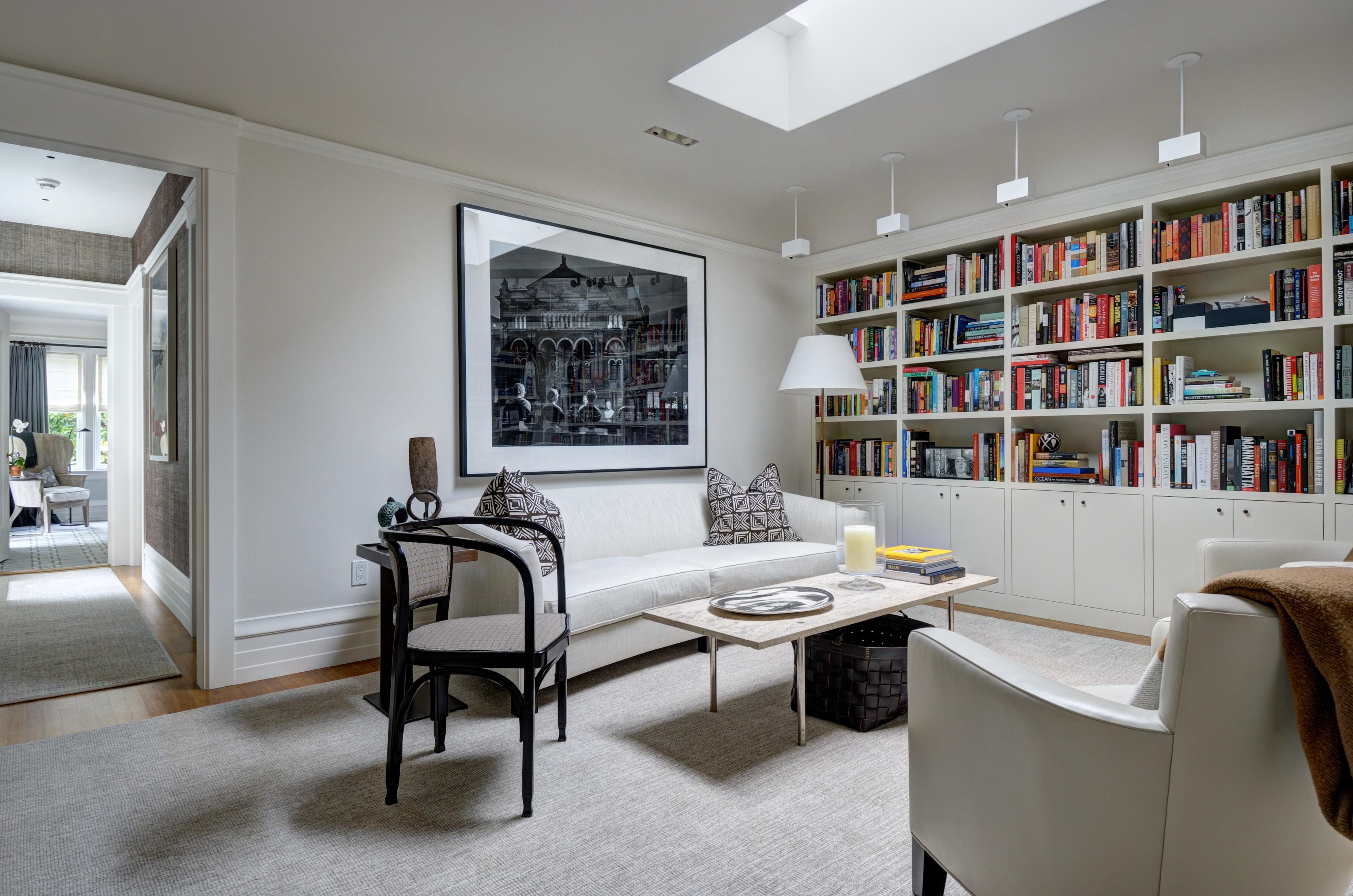 Eric Cohler living room