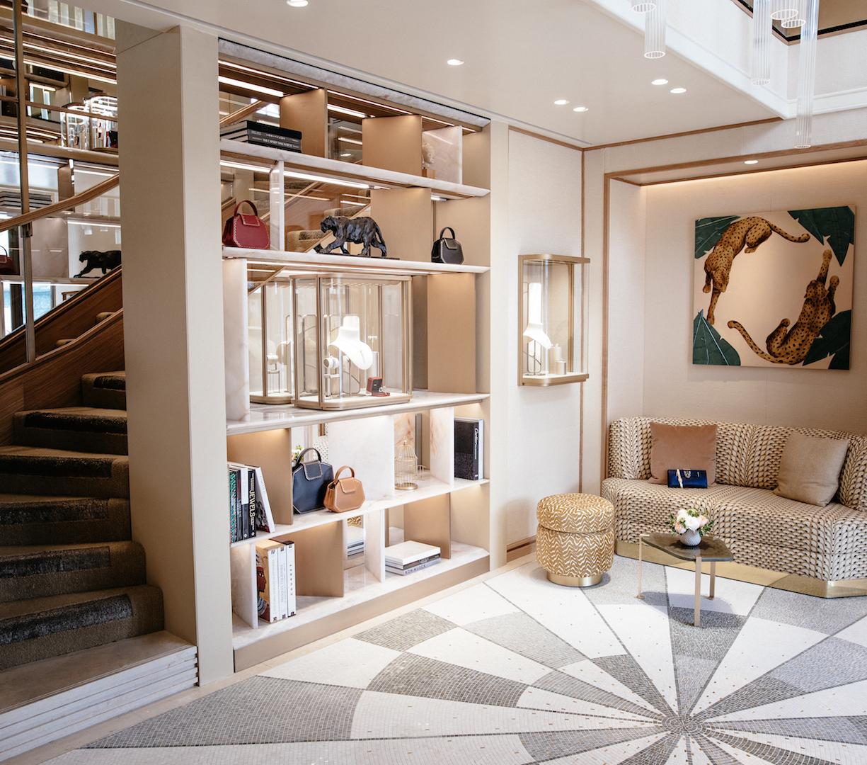 Cartier flagship store