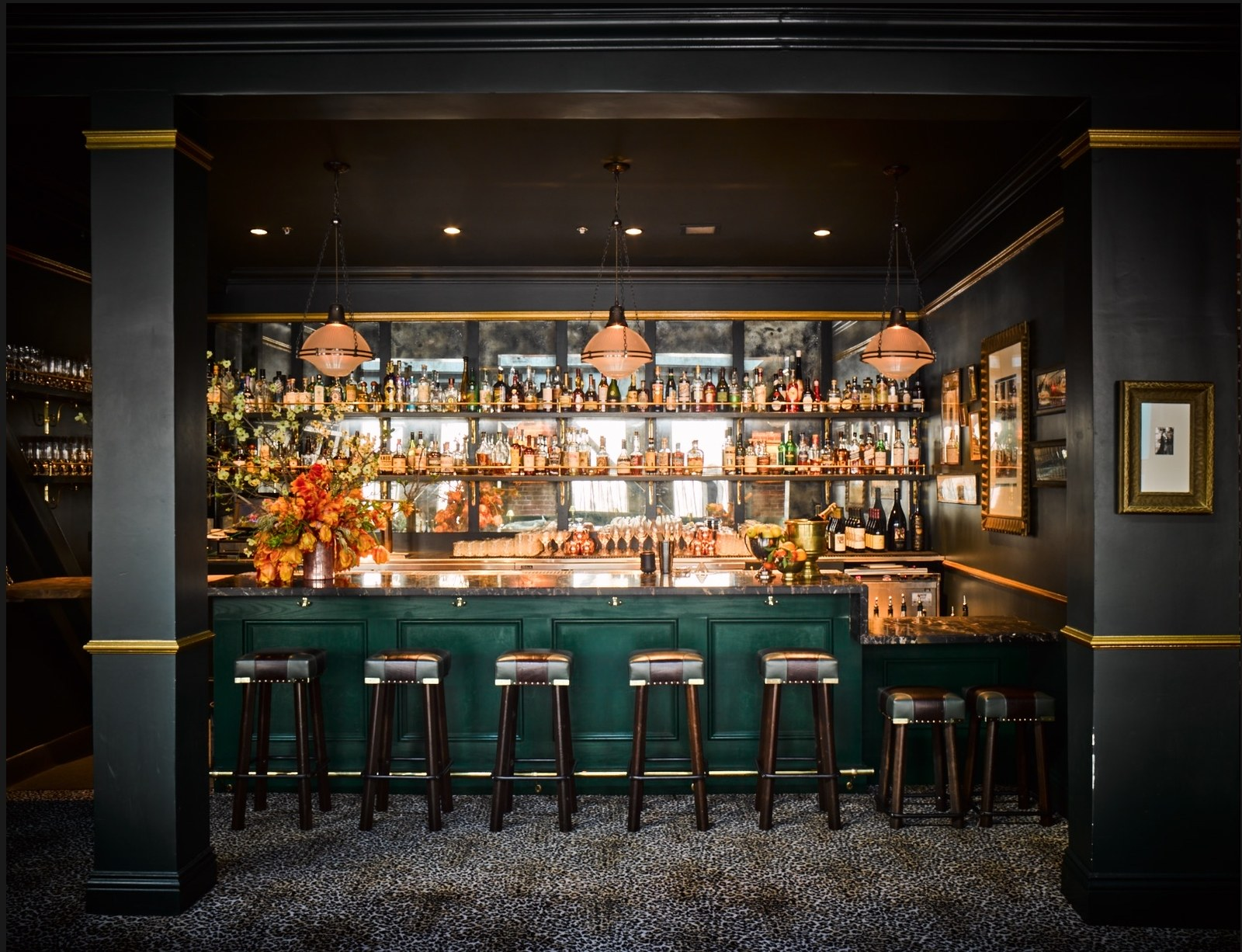 The Sequoia Bar San Francisco
