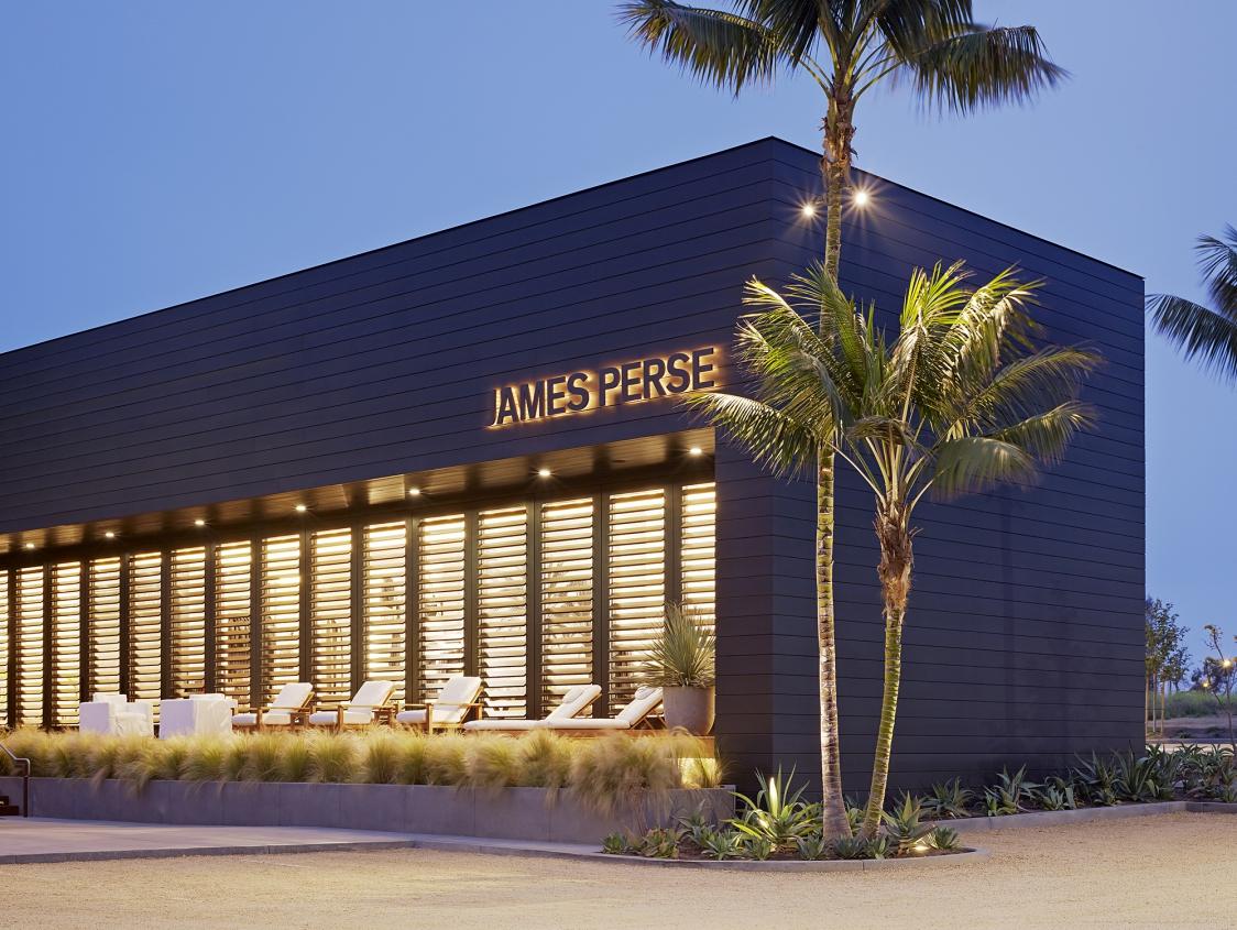 James Perse boutique - Malibu