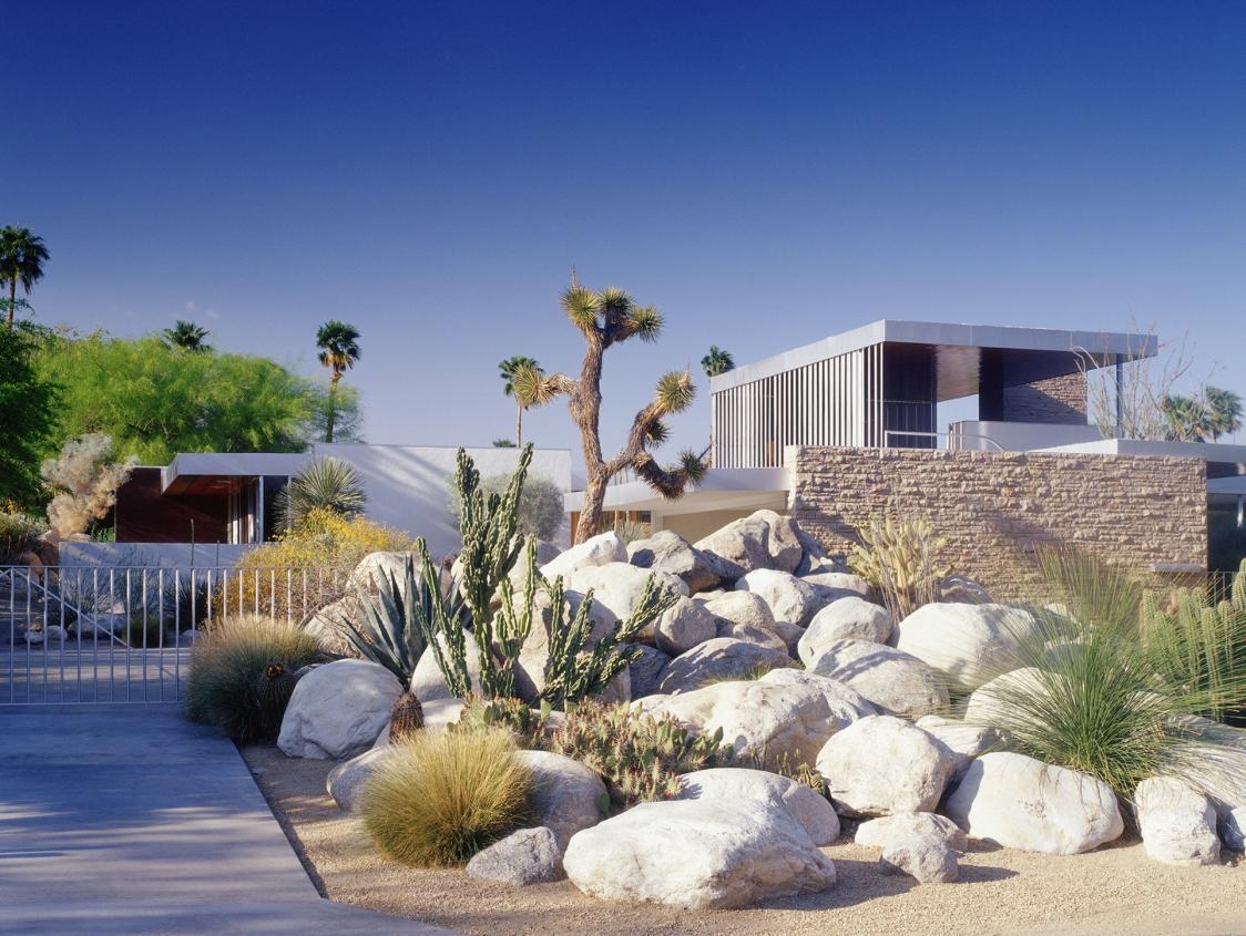 Kaufmann House - Palm Spring