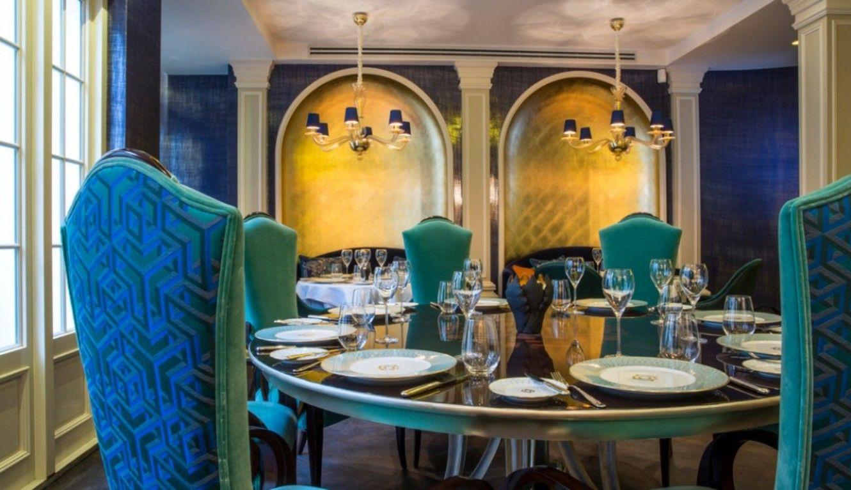 restaurant interior KRIS TURNBULL