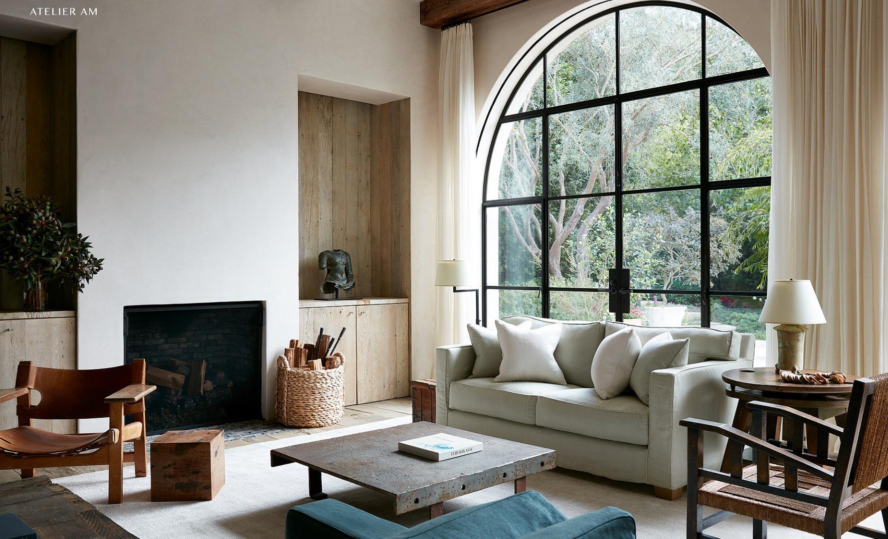 Interior design by Atelier AM
