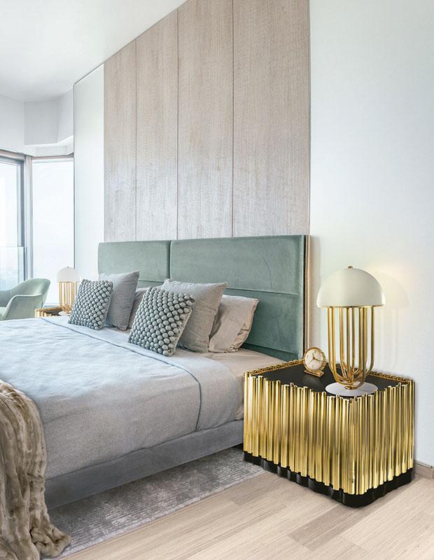 Bedroom Golden