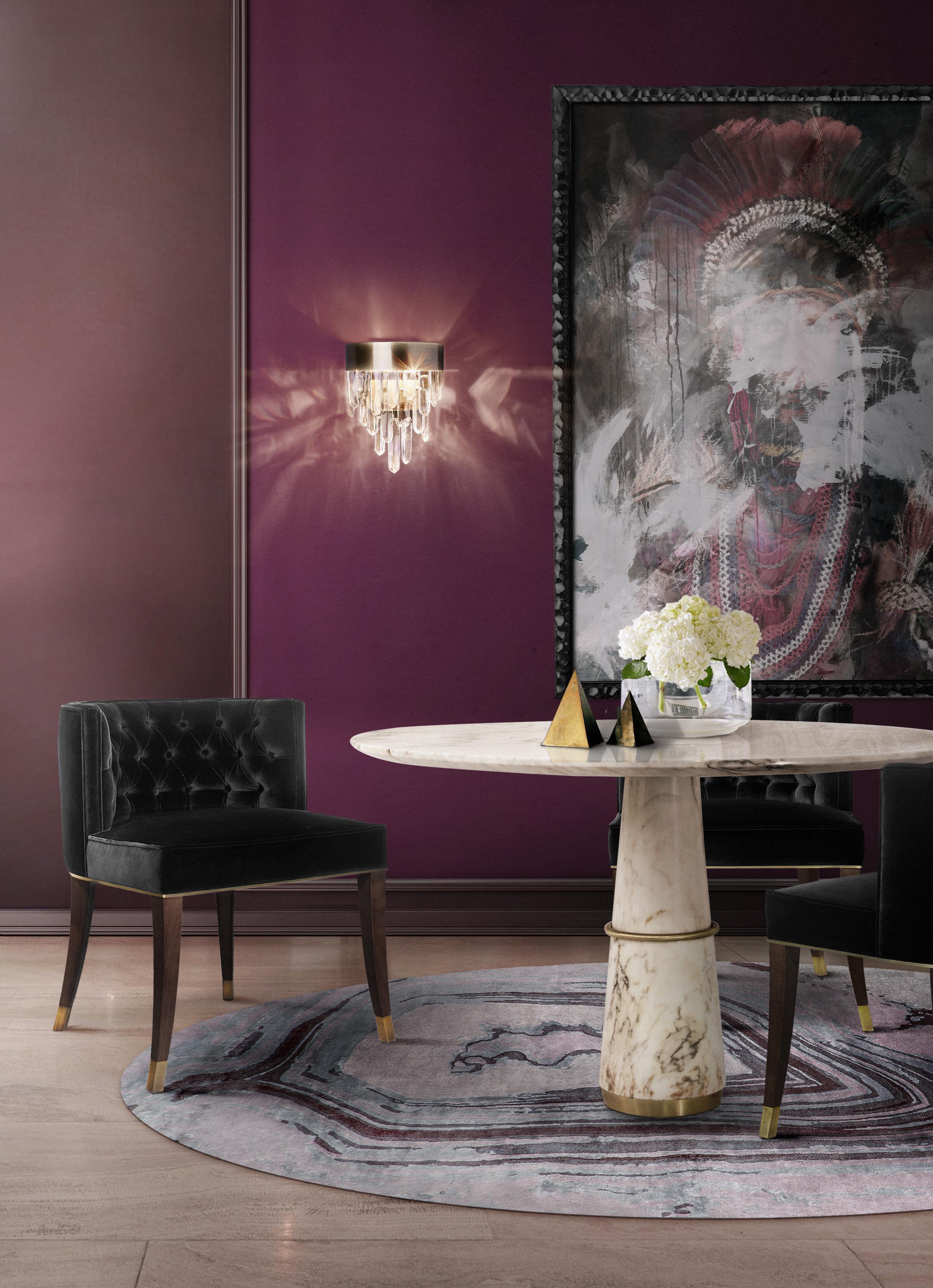 Dining room inspiration by Brabbu