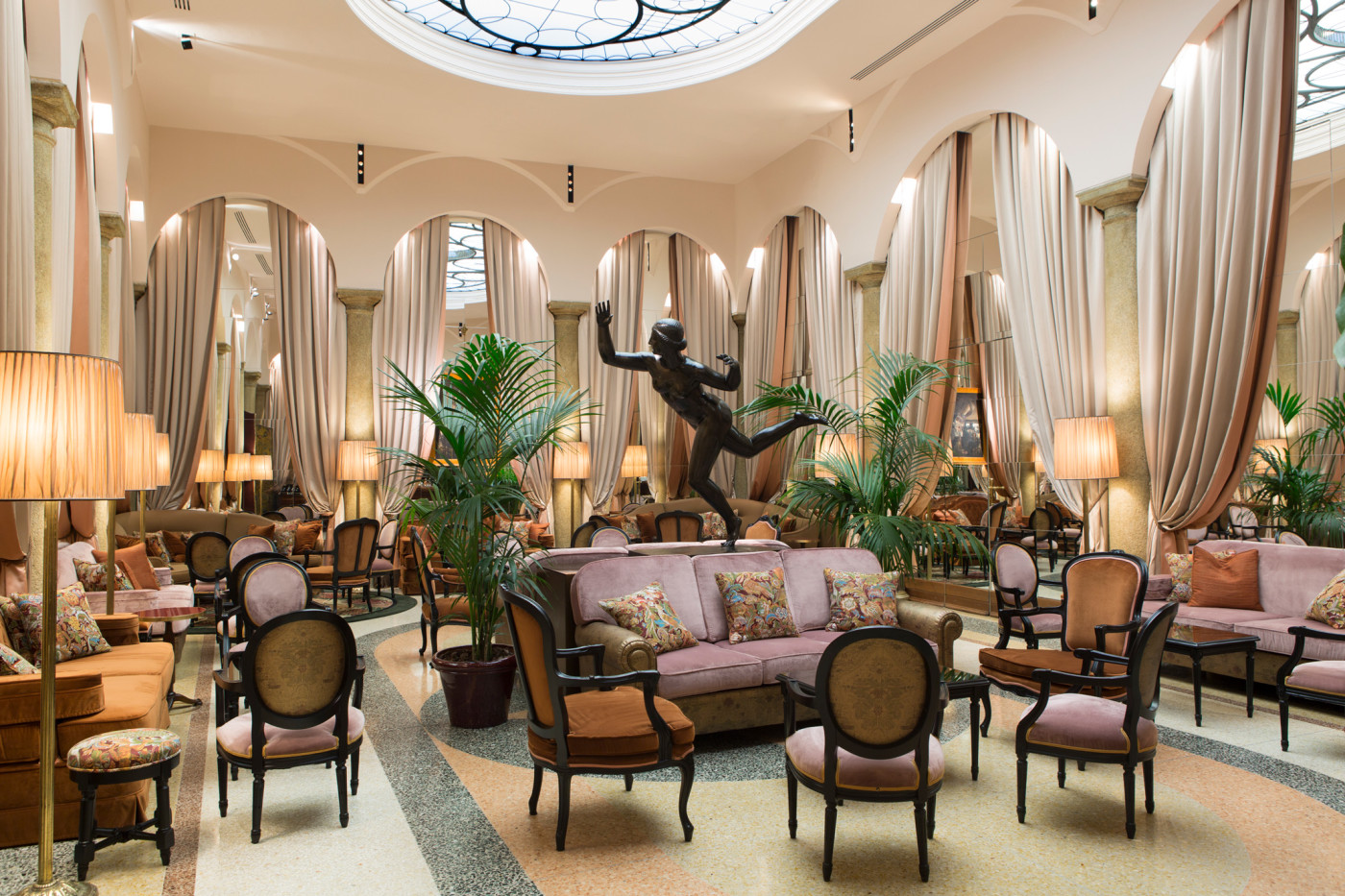Grand Hotel Milan Dimore Studio Interior