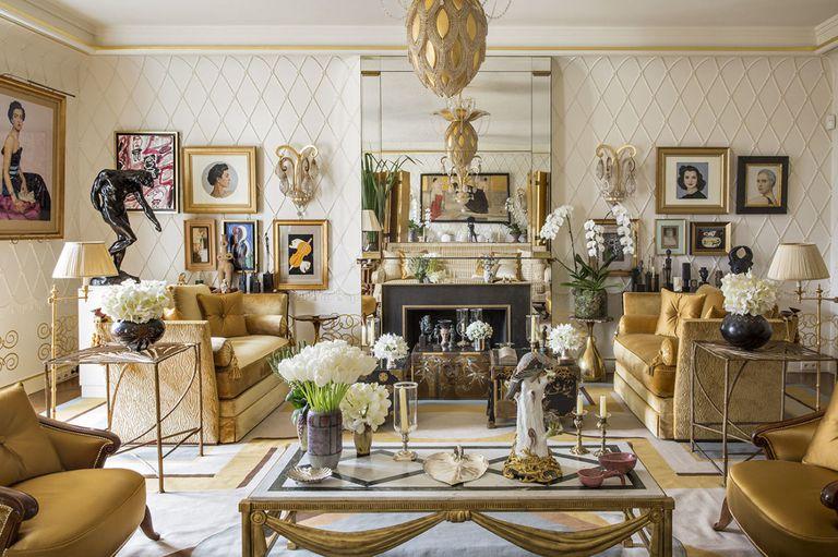 A Pinto Interior Designer Paris