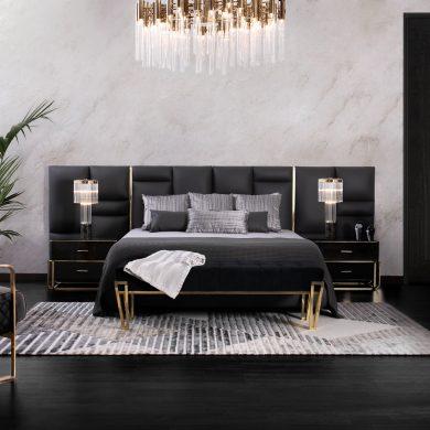 Black Friday Bedroom Interior Design