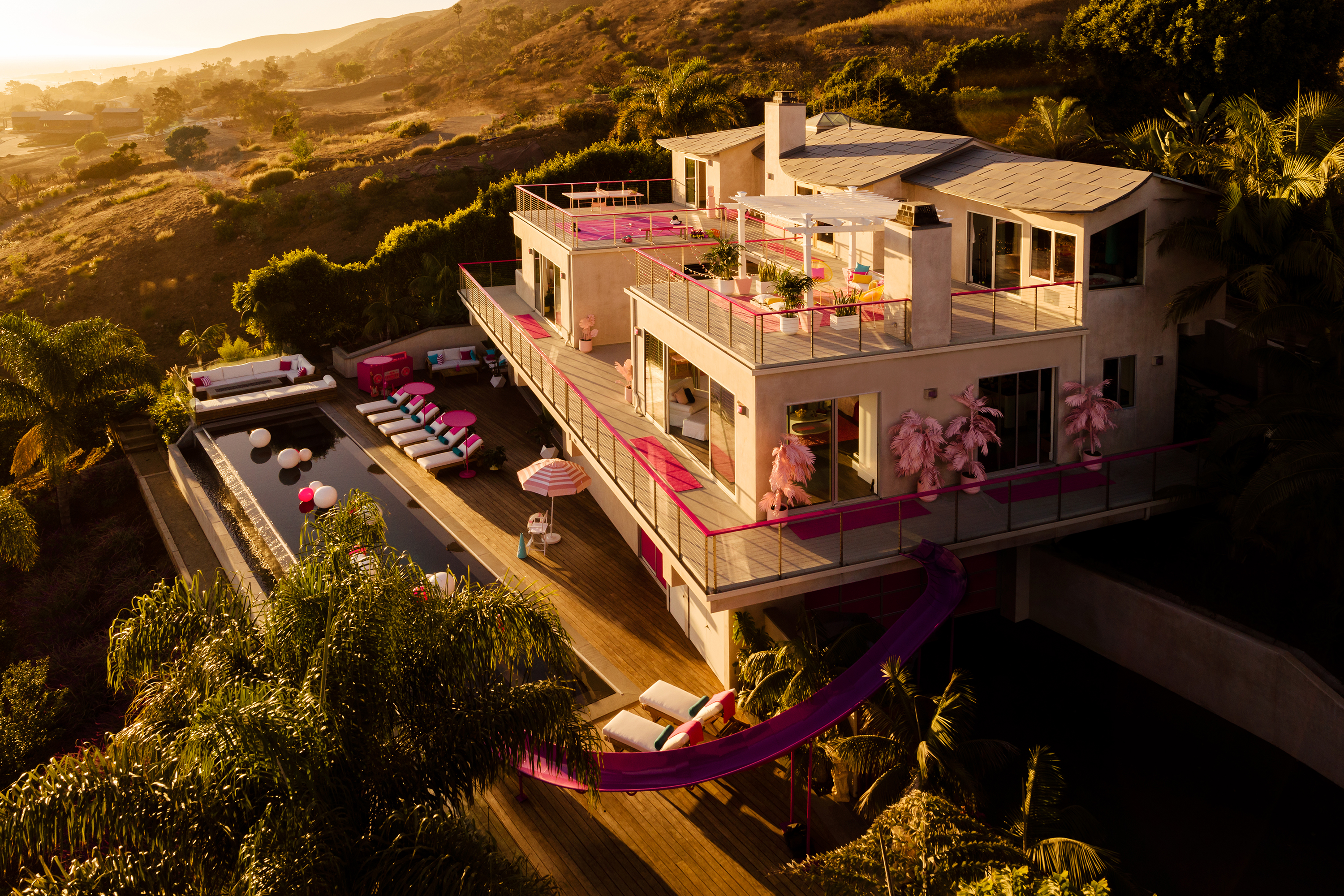 Barbie Malibu Dream House by Jonathan Adler