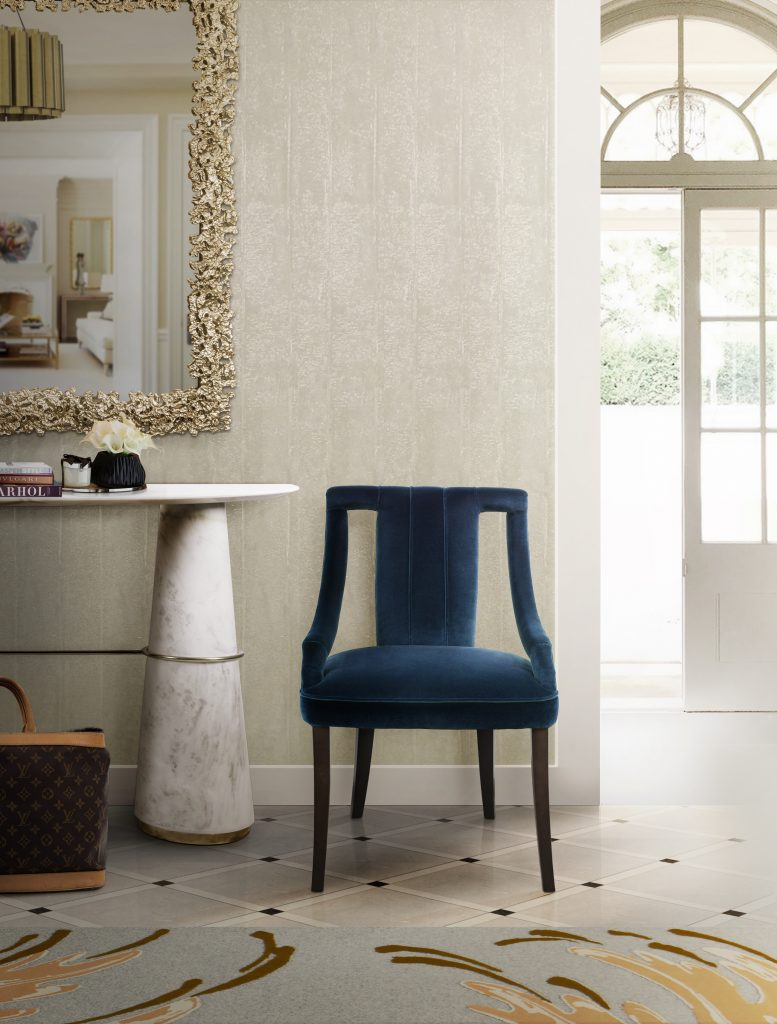 Hall Interior Ideas with 2020 Color by Pantone
