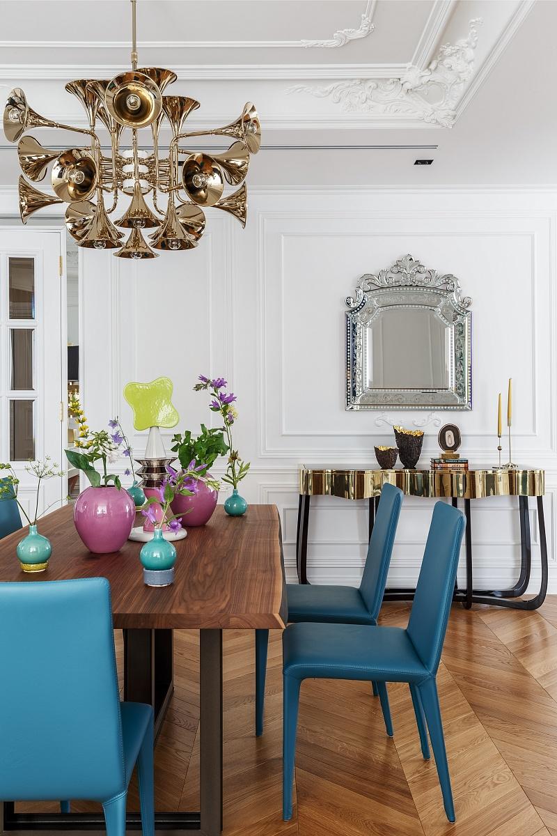 Oksana Salberg-Vachnadze rench apartment