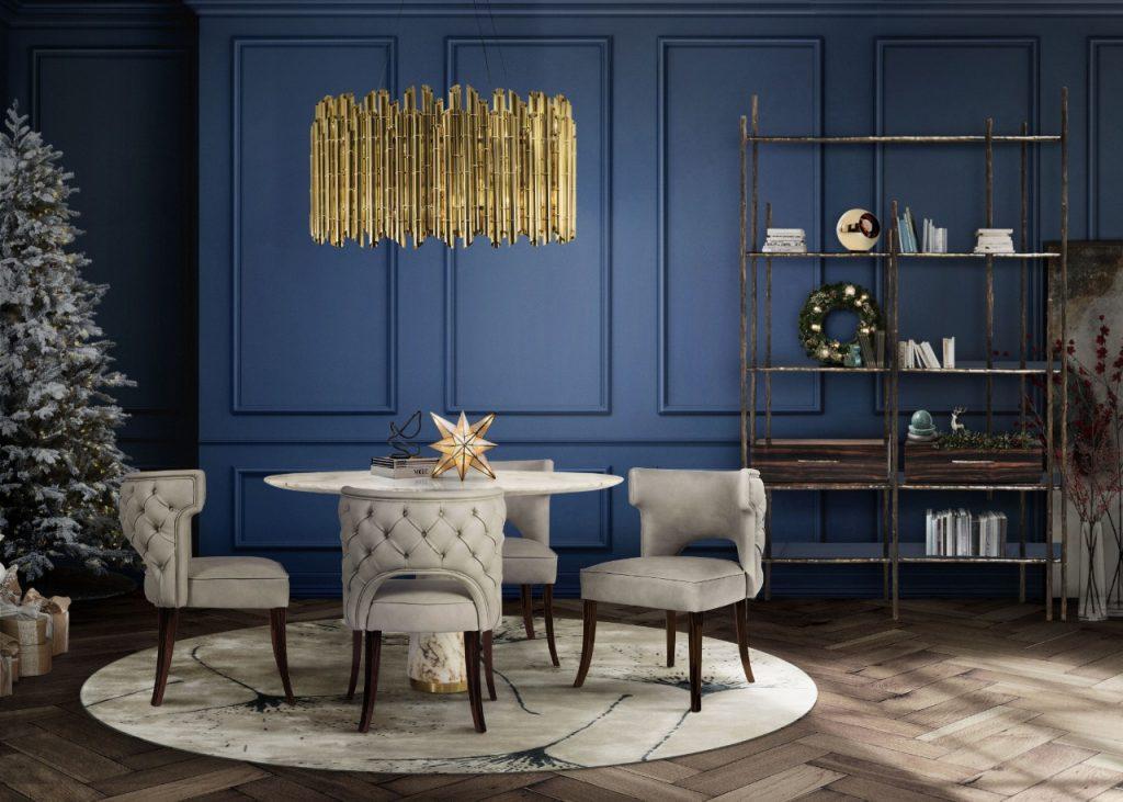 Pantone Colour 2020 Living Room-Christmas