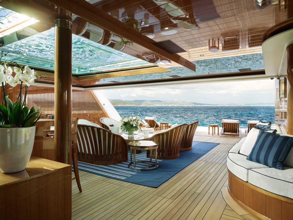 Chahan Minassian Super Yacht