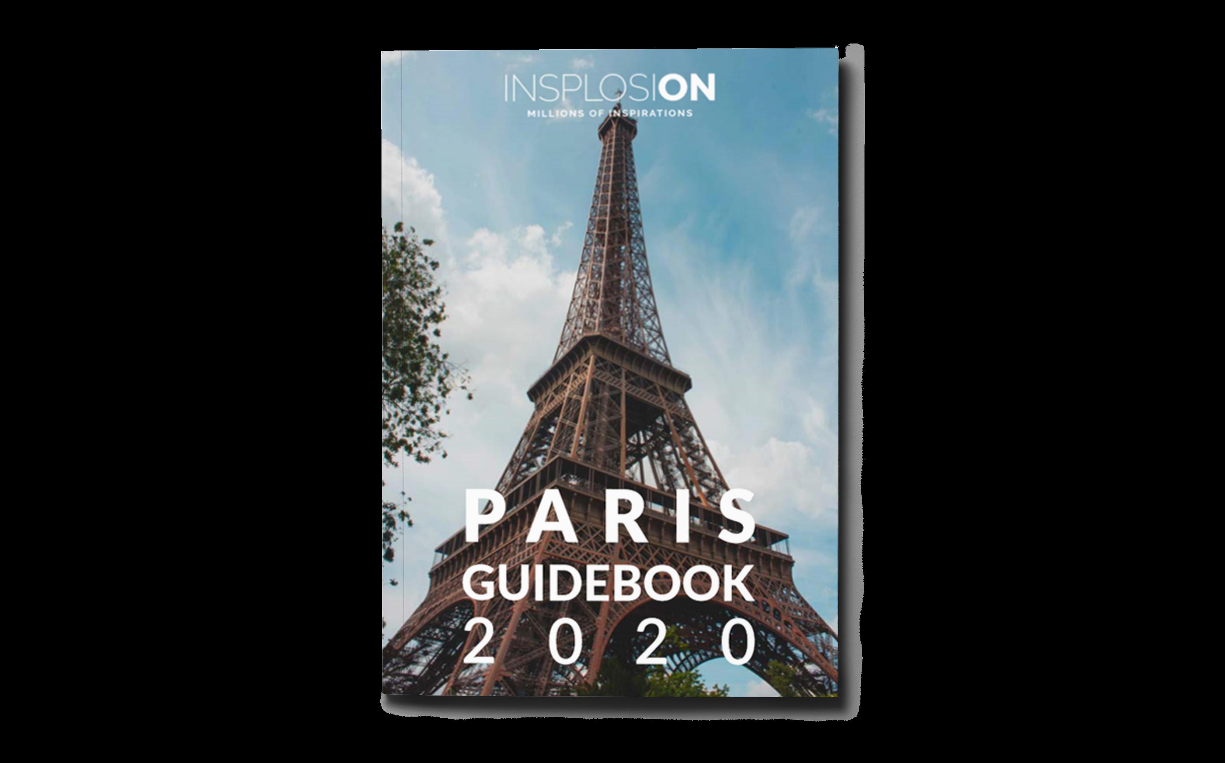 Paris Design Guide Book 2020 Free Download Insplosion