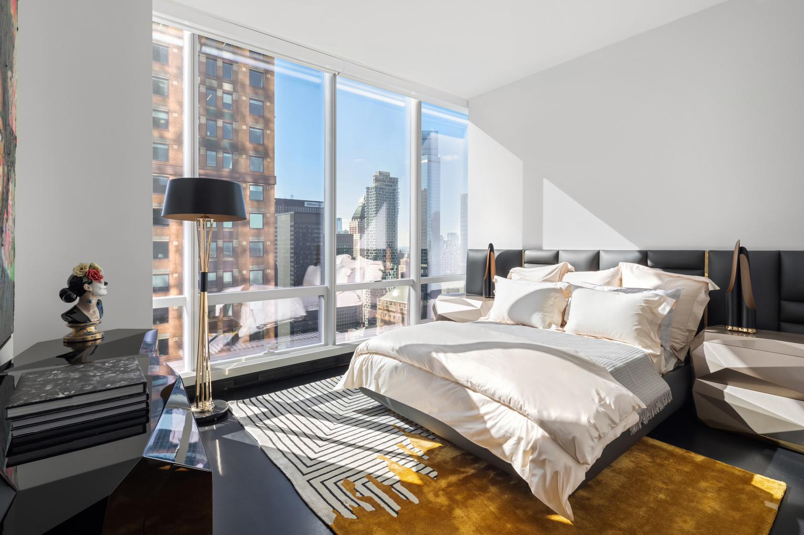 BRIGHT DELUXE BEDROOM IN COVET NYC by delightfull